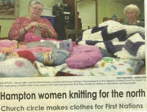 Knitting Group 001