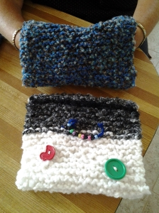 Twiddlemuffs for dementia-alzheimer patients at nursing homes