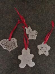 Cinamon Ornaments