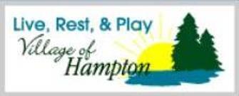 Village of Hampton Logo