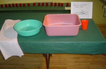 05aa Last Supper Foot Washing