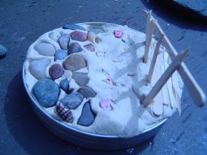 Beach Paperweights (4)