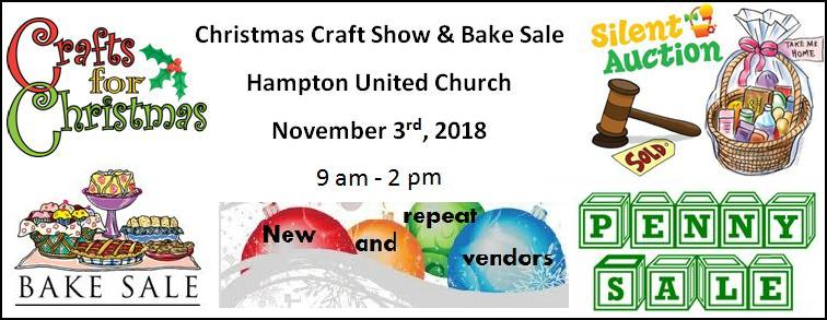 Christmas Craft Show Ad 2018 3
