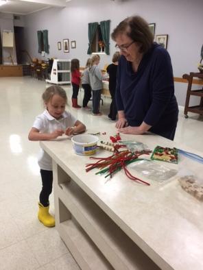 Christmas Ornament Making 2018 2