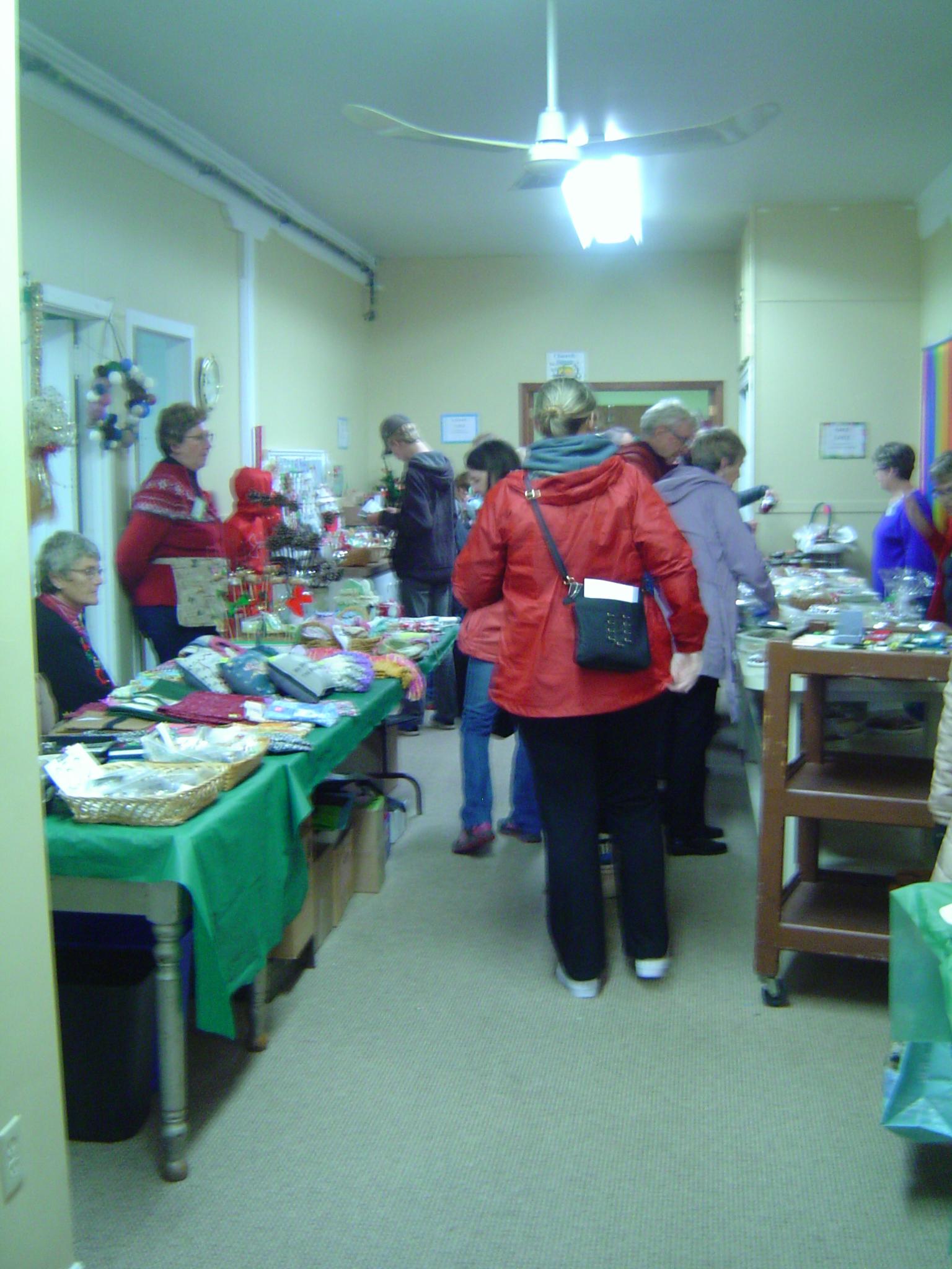 2018 Christmas Craft Show & Bake Sale – Hampton United Church