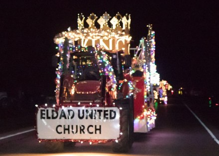 Tractor Parade 2018 Eldads Float 3