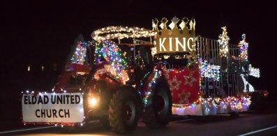 Tractor Parade 2018 Eldads Float 4