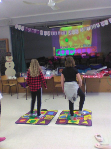 Dance Off Game Pads (2)