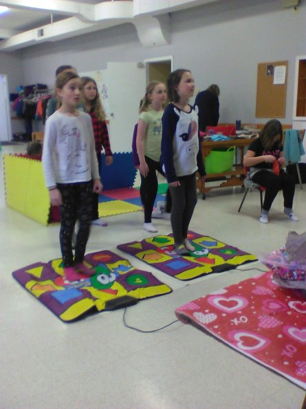 Dance Off Game Pads (3)