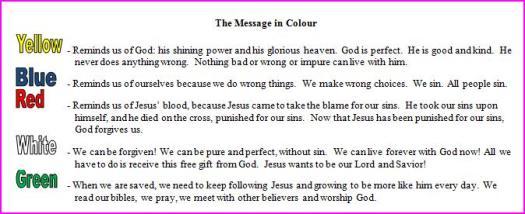 The Message in Colour Bracelet