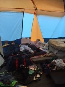 Camp Mad Libs